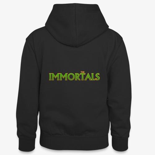 Immortals - Teenager Contrast Hoodie