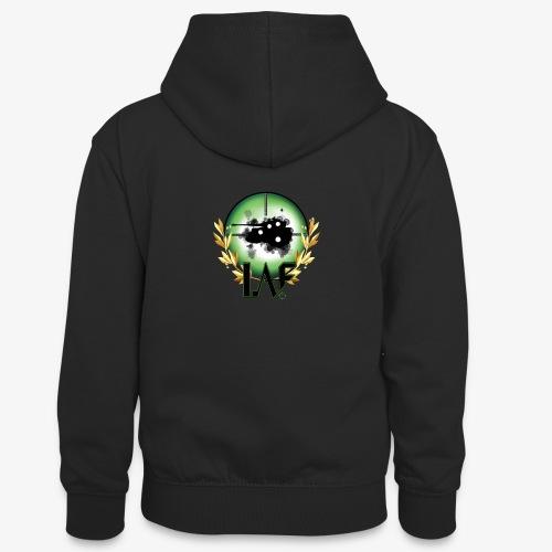 Load Aim Fire Merchandise - Teenager contrast-hoodie