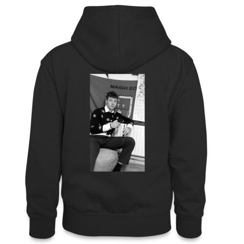 el Caballo - Teenager Contrast Hoodie