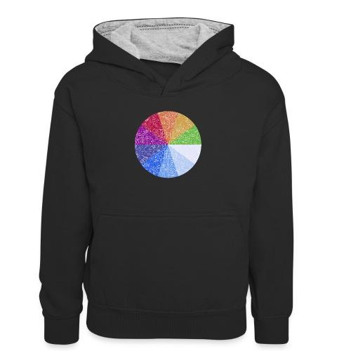 APV 10.1 - Teenager Contrast Hoodie