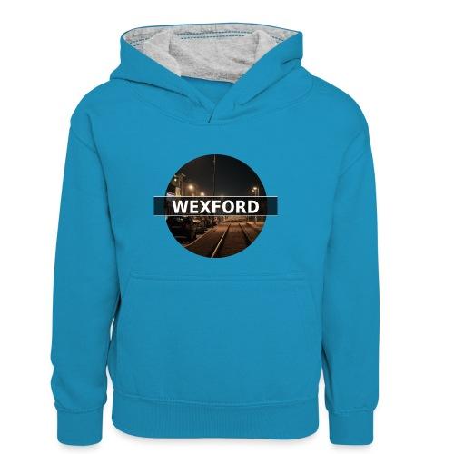 Wexford - Teenager Contrast Hoodie