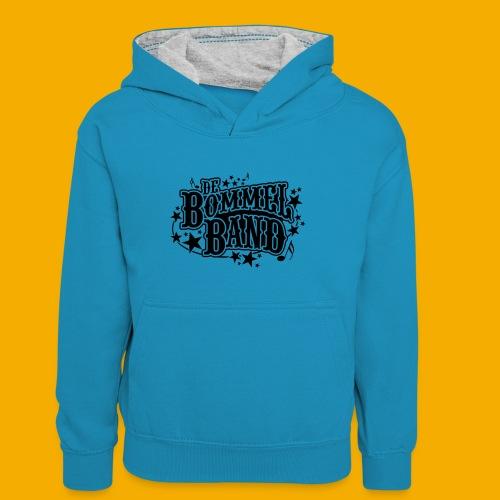 bb logo - Teenager contrast-hoodie