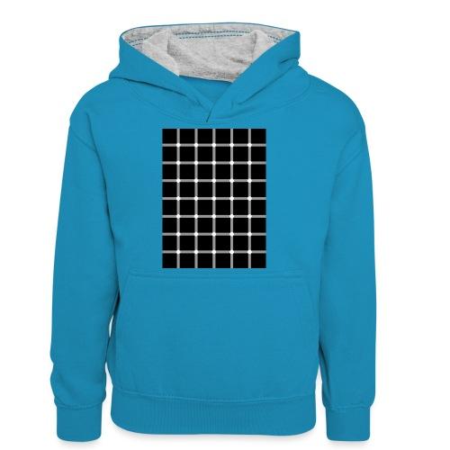 spikkels - Teenager contrast-hoodie