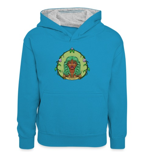 Mother Nature - Sudadera con capucha para adolescentes