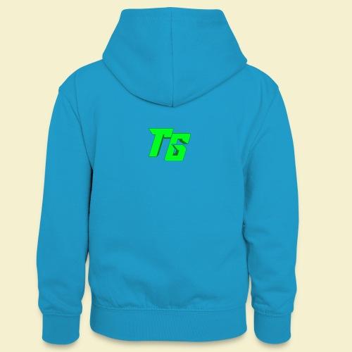 TristanGames logo merchandise - Teenager contrast-hoodie