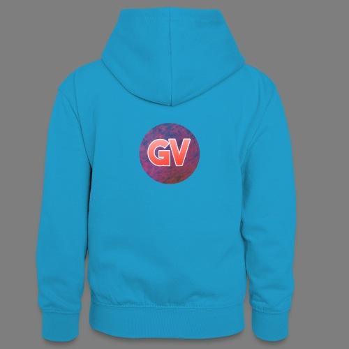 GV 2.0 - Teenager contrast-hoodie
