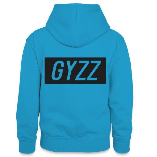 Gyzz - Kontrasthoodie teenager