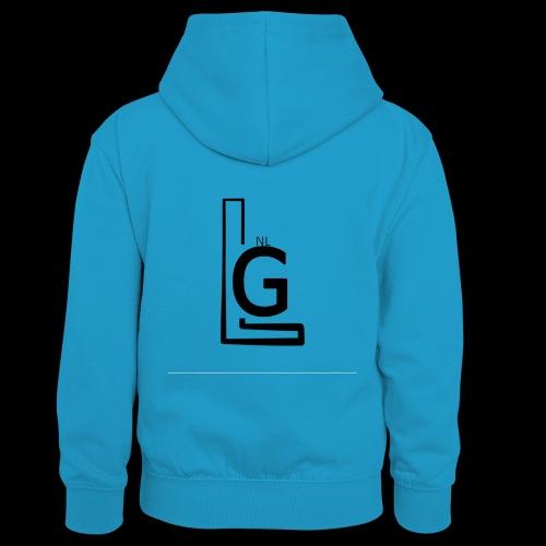 LegendgamingNL - Teenager contrast-hoodie