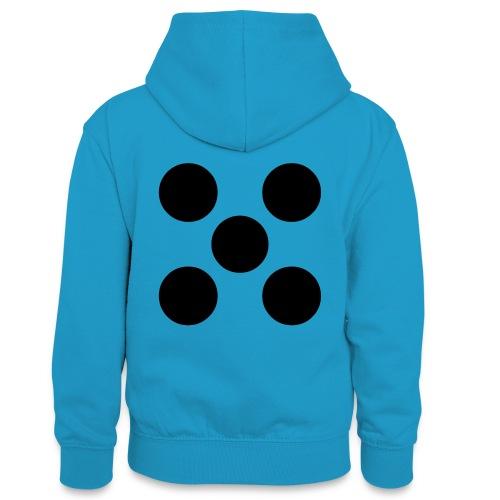 Dado - Sudadera con capucha para adolescentes
