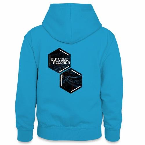 Outcode 0 - Sudadera con capucha para adolescentes