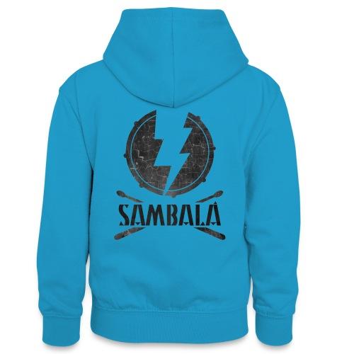 Batucada Sambala - Sudadera con capucha para adolescentes