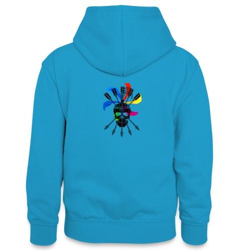 Blaky corporation - Sudadera con capucha para adolescentes