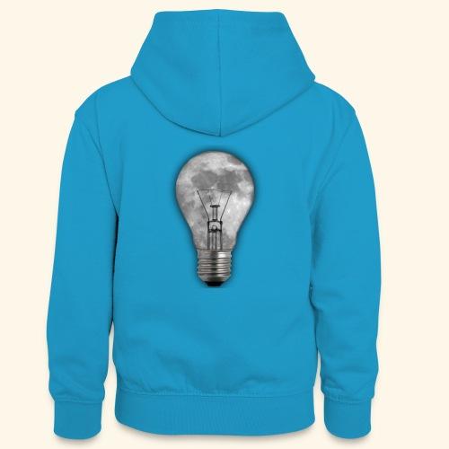 moon bulb - Sudadera con capucha para adolescentes