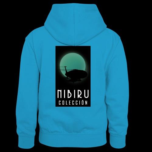 colección Nibiru - Sudadera con capucha para adolescentes