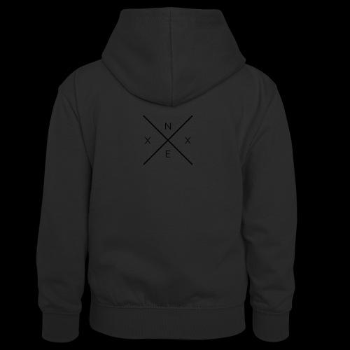 NEXX cross - Teenager contrast-hoodie