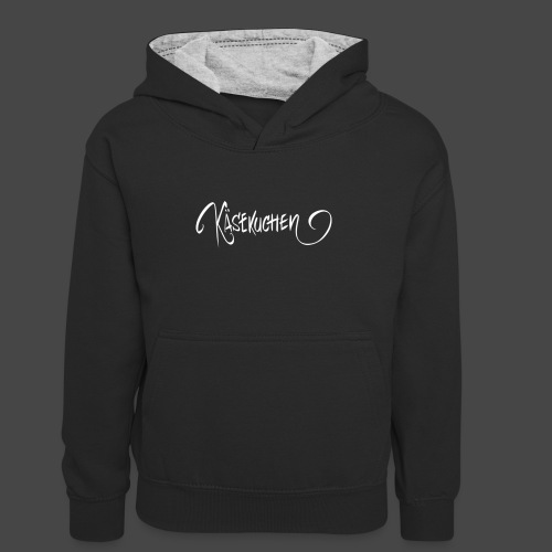 Name only - Teenager Contrast Hoodie