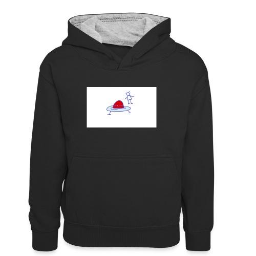 Project 3 - Sudadera con capucha para adolescentes