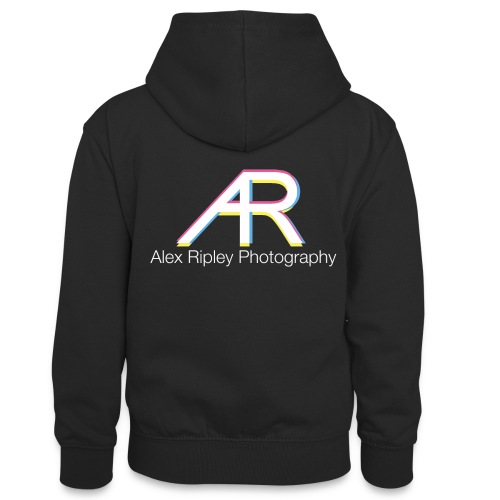 AR Photography - Teenager Contrast Hoodie