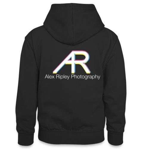 AR Photography - Teenager Contrast Hoodie