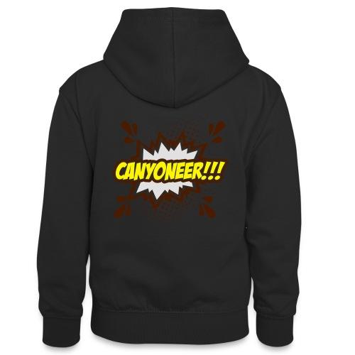 Canyoneer!!! - Teenager Kontrast-Hoodie