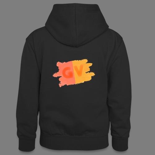 GekkeVincent - Teenager contrast-hoodie