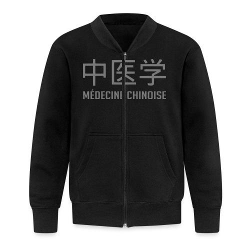 Médecine Chinoise - Veste zippée Unisexe