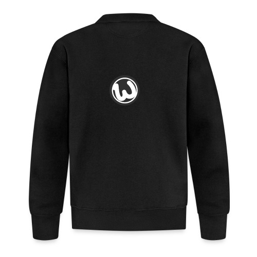 Wooshy Logo - Baseball Jacket
