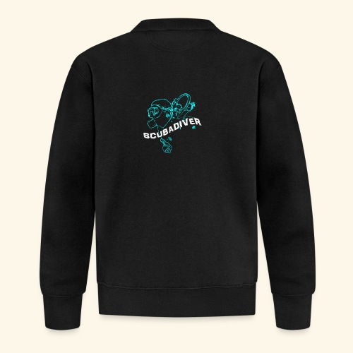 ScubaDiverShirt001 - Baseballjack