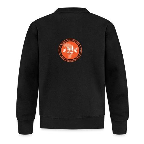 Duna Colligere Orange - Baseballjakke unisex