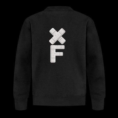 XF Xanax Logo - Baseball Jacke