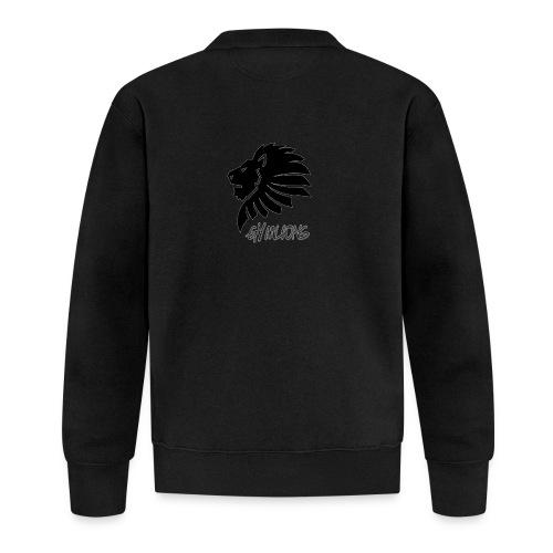 Gymlions T-Shirt - Unisex Baseball Jacke