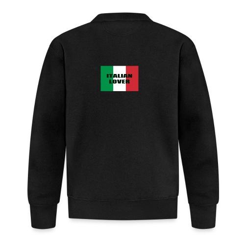 ITALIAN LOVER - Felpa da baseball unisex