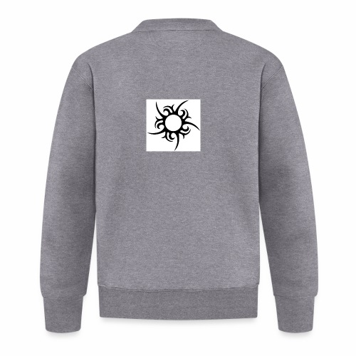 tribal sun - Baseball Jacket