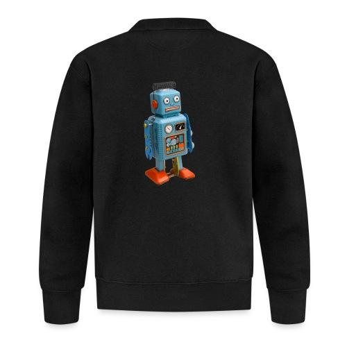 T-Shirt ROBOT - Felpa da baseball unisex