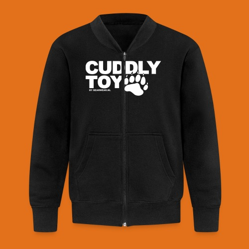cuddly toy new - Baseball Jacket
