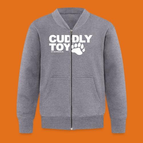 cuddly toy new - Unisex Baseball Jacket