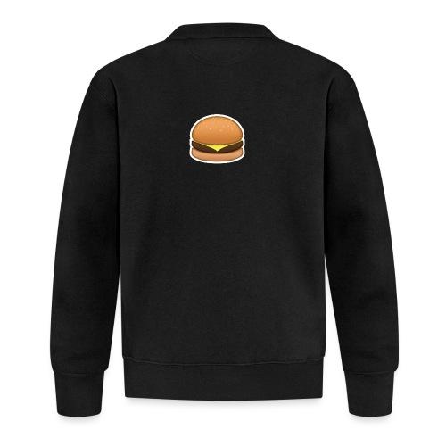 hamburger_emoji - Unisex  baseballjack