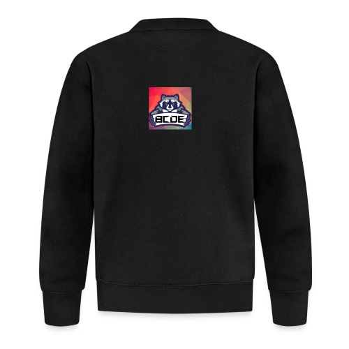 bcde_logo - Unisex Baseball Jacke
