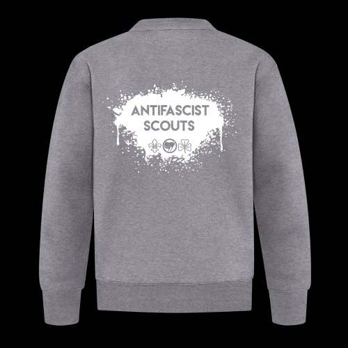 Antifascist Scouts - Baseball Jacket