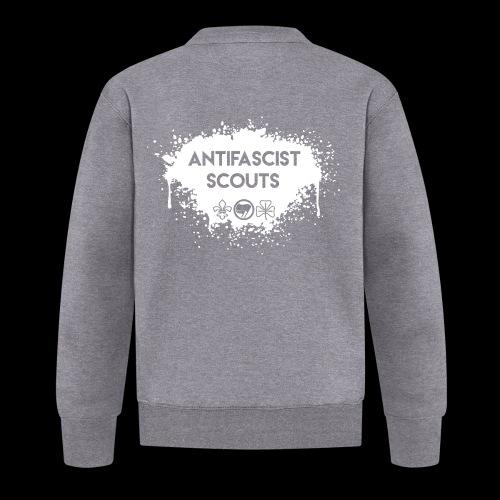 Antifascist Scouts - Unisex Baseball Jacket
