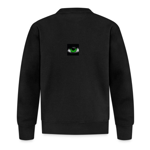 Green eye - Baseball Jacket