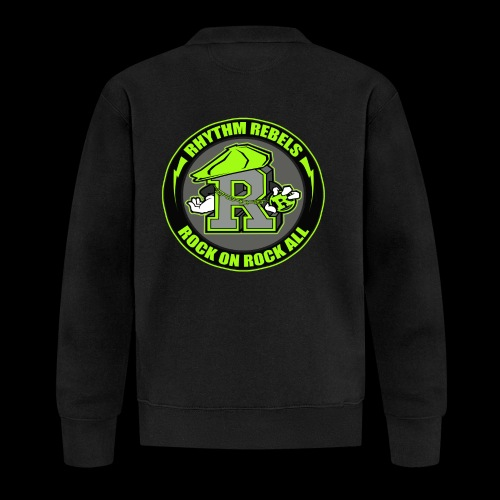 GREEN STYLE - Unisex Baseball Jacket