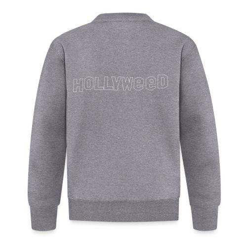 Hollyweed shirt - Veste zippée Unisexe