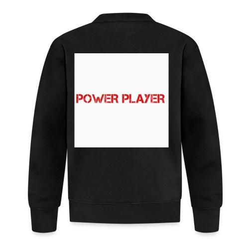 Linea power player - Felpa da baseball