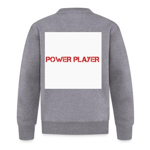 Linea power player - Felpa da baseball unisex