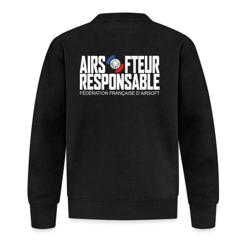 Airsofteur Responsable - Veste zippée