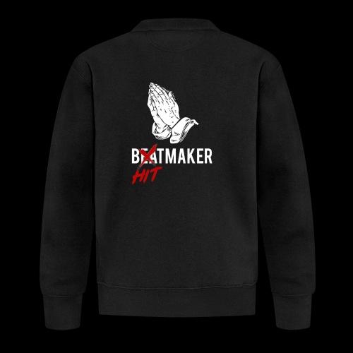 HitMaker Blanc - Veste zippée Unisexe