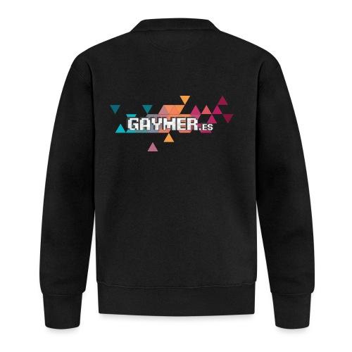 Logo Gaymer.es - Chaqueta de béisbol unisex