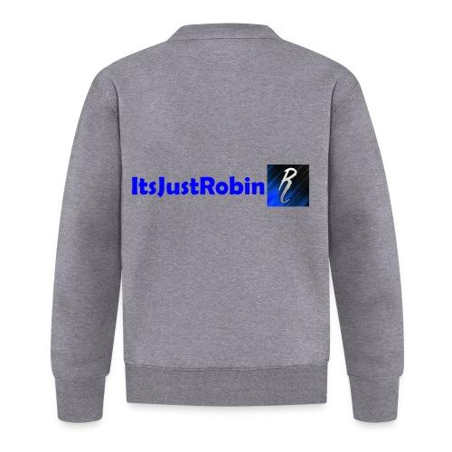 Eerste design. - Baseball Jacket