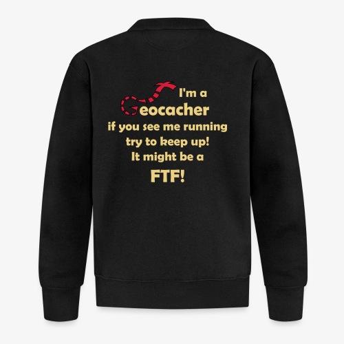 FTF-Jäger - Unisex Baseball Jacke